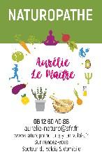 Aurélie Le Maître - Naturopathe Antilly