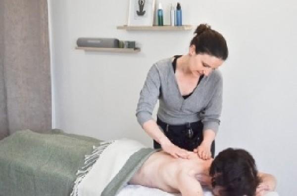 Massage-Bien-Etre au cabinet de naturopathie d'Elodie Michel à Annecy-le-Vieux