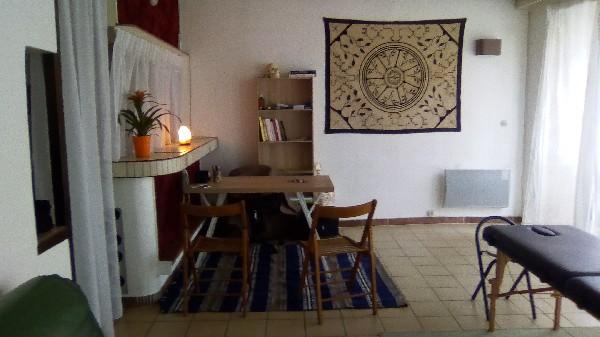 Cabinet sur Aniane et Montpellier